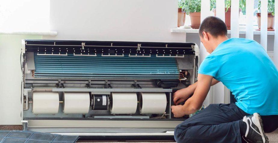 Wall Split Air Conditioner Installation